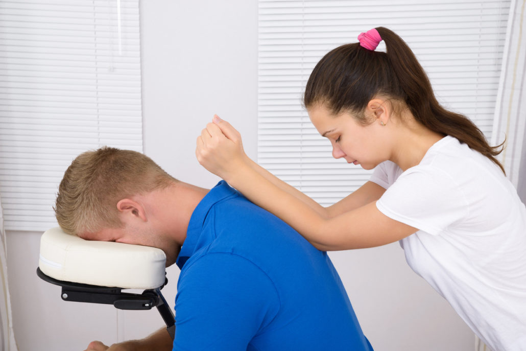 Chair Massage in Albuquerque-Corporate Chair Massage in Albuquerque